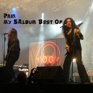 Pain-5AlbumBestOf-Front